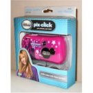 Pix Click Pink Digital Camera Hannah Montana Disney Edition