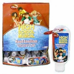 Disney High School Musical Hand Sanitizer, 1.8 Oz Case Pack 72