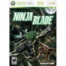 Microsoft (X-Box) Ninja Blade X360