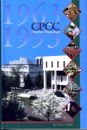 CPCC: The First Thirty Years - Timblin