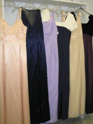 Formal / Evening Dresses BELOW COST!! 12 Left