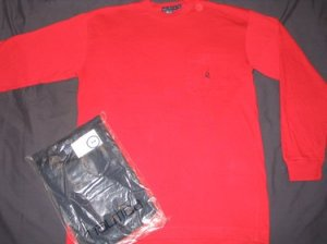 Nautica Men's Long Sleeve Shirt - Marked Down AGAIN!!