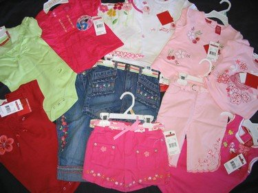 Gloria Vanderbilt Girls Clothing Lot / GORGEOUS