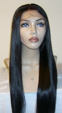 """Custom order Remy Indian Hair Full Lace Wig 8""""-10"""""""