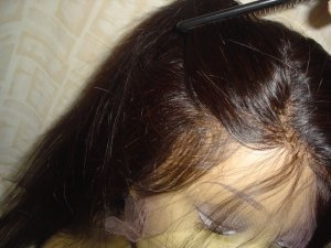 """Custom order Remy Indian Hair Full Lace Wig 30"""""""