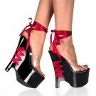 "Sexy Burlesk 6"" High Heel Shoes"