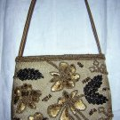 Beads sequins stitching evening bag unusual perfect ll1548