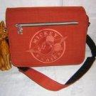 Mickey Air messenger bookbag Disney pre-owned ll2911