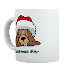 Christmas Puppy Mug