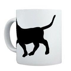Cat Silhouette Mug