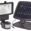 Motion-activated Solar Powered Security Light