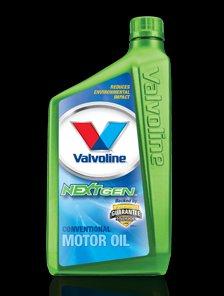 Valvoline NextGen� 10W-40 50% Recycled Motor Oil(1 quart)