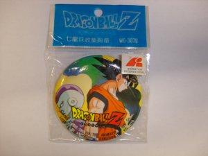 New 5.5 cm dragon ball Z badge pin button party gift
