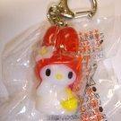 New cute Sanrio My Melody plastic figure keychain