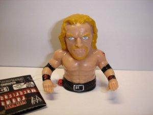 New WWE Wrestling Ultimate Thumb Wrestler Edge soft plastic action figure