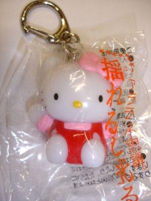 New cute Sanrio Hello Kitty #02 plastic figure keychain keyring charm