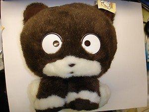 """Used Tama & Friends 8.5"""" tall cat stuffed plush doll figure"""