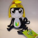 "New Keroro Gunso Tamama 4"" tall plastic figure hand handy fan"