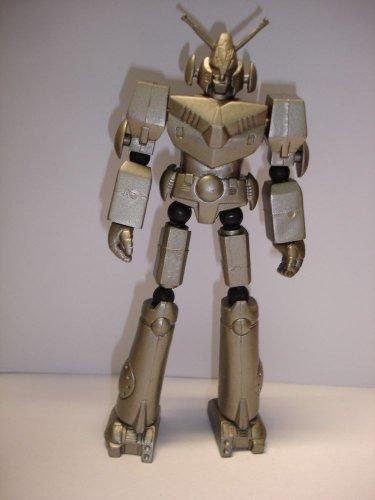 "Used 1997's BP. Japan Robot Combattler V 6"" action figure"