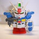 "Used Japan anime TV Gundam 2"" small action figure"