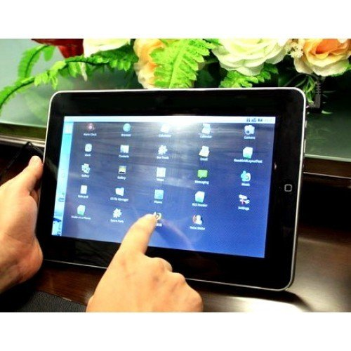 "New Zenithink ZT-180 10.2"" ePad Android 2.1 Tablet GPS 3G WiFi"