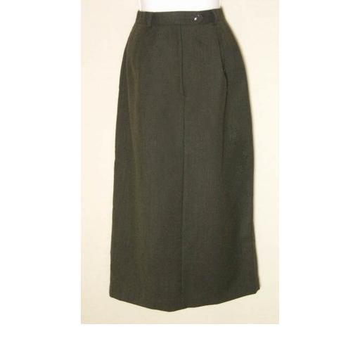 Perfect Career-Wear TALBOTS Olive Skirt- Size 4 P