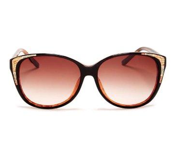 Ted Baker Karenza Cat Eye Sunglasses BLACK DEMI
