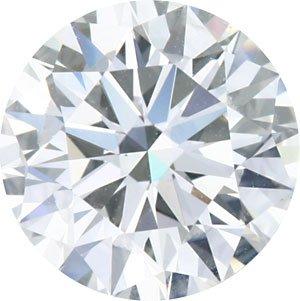 1.25 CARAT h VS2 ROUND LOOSE DIAMOND