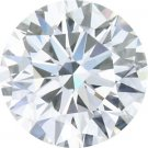 0.59 CARAT K VS1 ROUND LOOSE DIAMOND