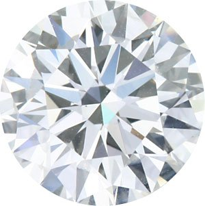 2.09 CARAT E VSS1 ROUND LOOSE DIAMOND