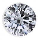 0.53 CARAT L SI3 ROUND LOOSE DIAMOND