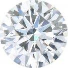 0.74 CARAT H VS1 ROUND LOOSE DIAMOND