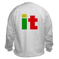 Ebay IT Sweatshirt (On Back)