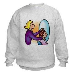 Hairdresser Sweatshirt (Style 1)