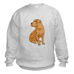Sharpe Dog Sweatshirt