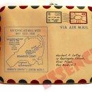 NEW! Unique Self-designed Airmail Envelopes Notebook Laptop Cushion Case Bag