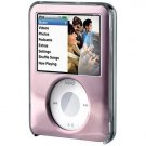 Belkin Remix Metal Case for iPod nano 3G 3rd Generation 4GB/8GB Video (Pink) F8Z231-PNK