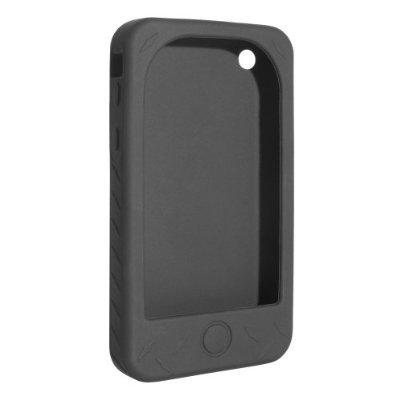 Agent18 DiamondVest Silicone iPhone Case for 1G 1st Generation Agent 18 Diamond Vest - Black