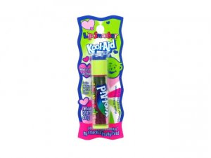 Bonne Bell Lip Smacker Gloss Balm Kool-Aid Slammin' Strawberry Kiwi