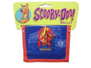 Scooby-Doo Bi-Fold Wallet Fire Department