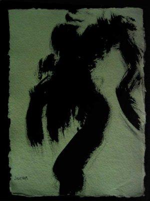 Black Nude 4