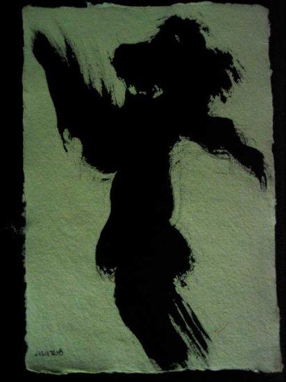 Black Nude 23