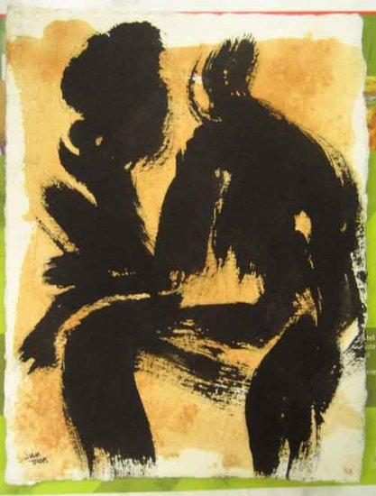 Black Nude 36