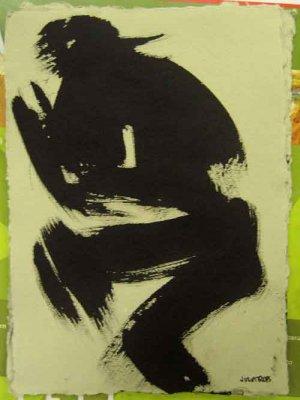 Black Nude 43