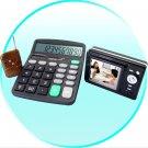 Calculator Spy Camera with DVR