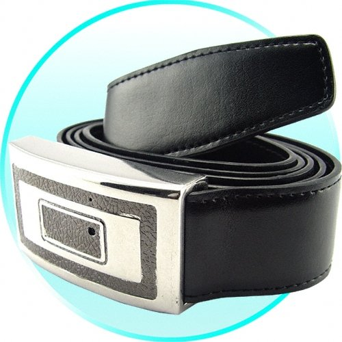 Belt Buckle Spy Camera DVR