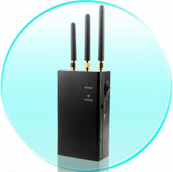 WIFI, Bluetooth & Wireless Video Jammer