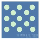 48 Polka Dots Wall Vinyl Decals Art Stickers