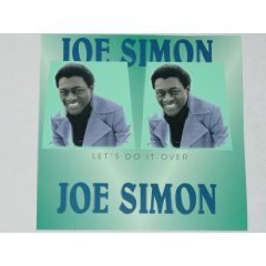 Let's Do It Over [Audio CD] Joe Simon