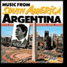 Music From South America: Argentina [Audio CD] Jerez, Mauricio